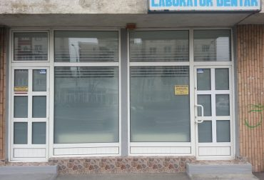 folie cabinet stomatologic